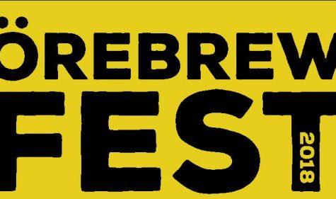 Örebrew fest logo