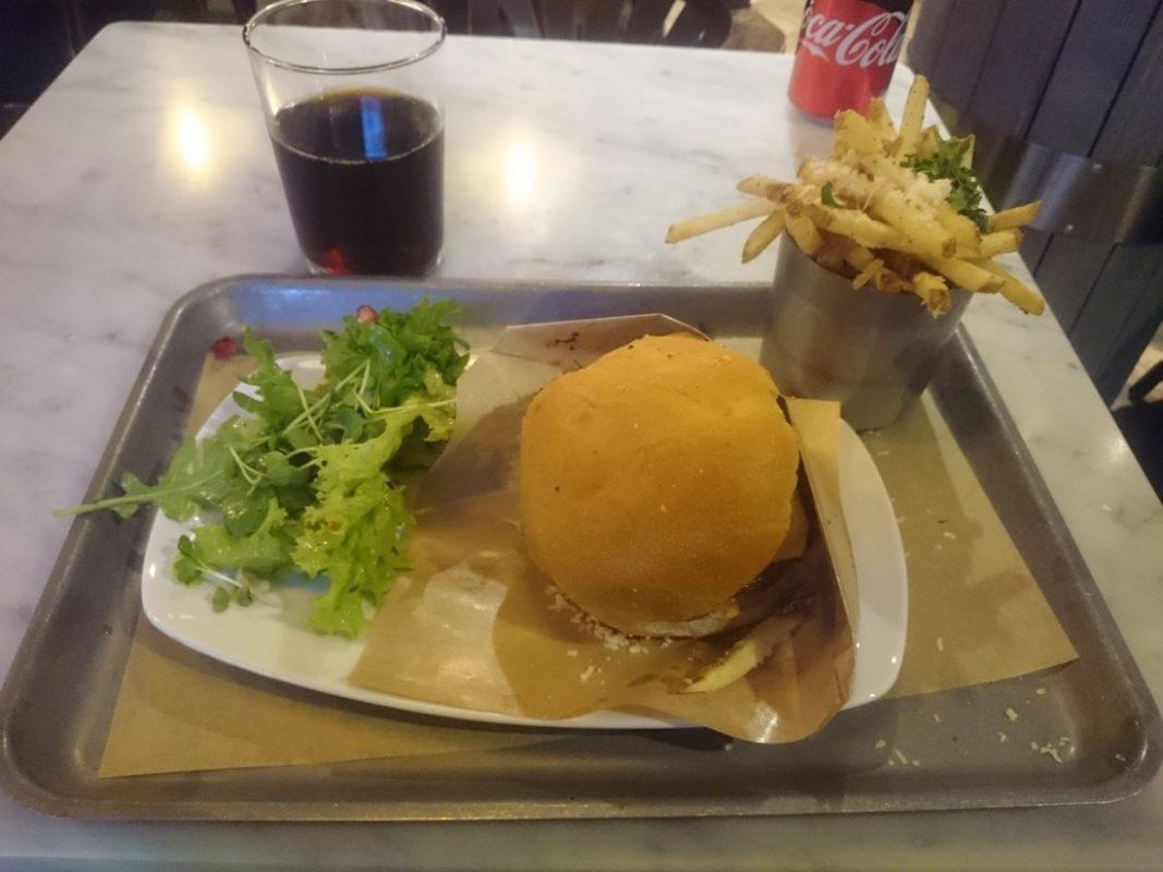 hamburgare från M8s