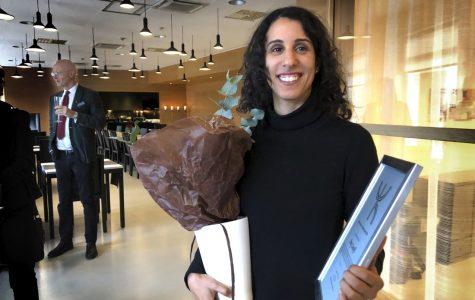 Årets yrkeskvinna 2018
