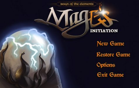 Mage's initiation