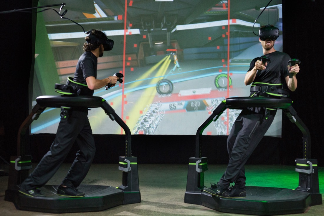 Virtual reality i Örebro