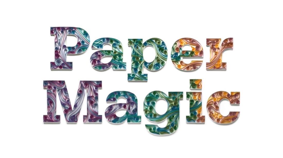 Paper magic