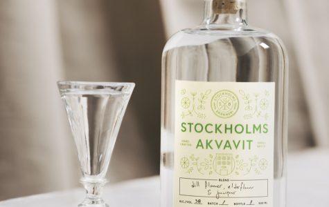 Stockholms akvavit