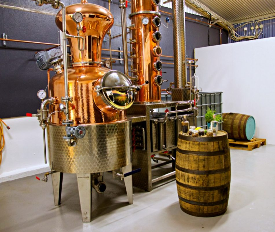 Bergslagens destilleri presbild