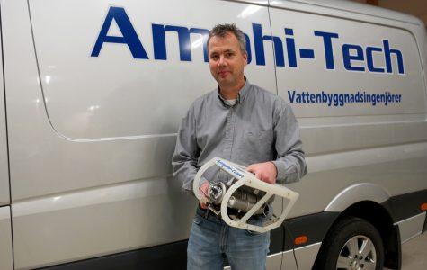 Amphi-tech Martin Pehrson