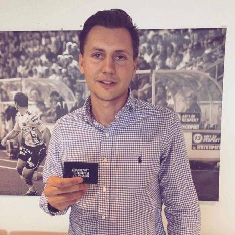 Elias Tinfors om säsongen 2019