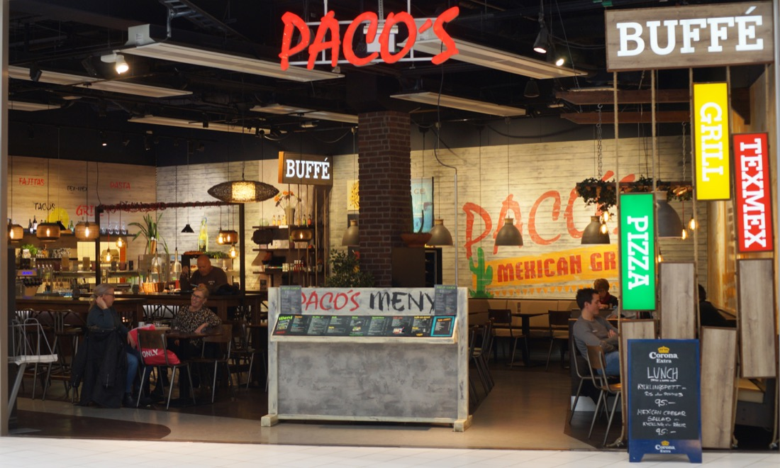 paco's lunch på marieberg