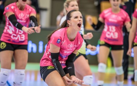 Örebro volley Josephine Tegenfalk