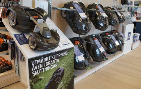 Husqvarna robotgräsklippare
