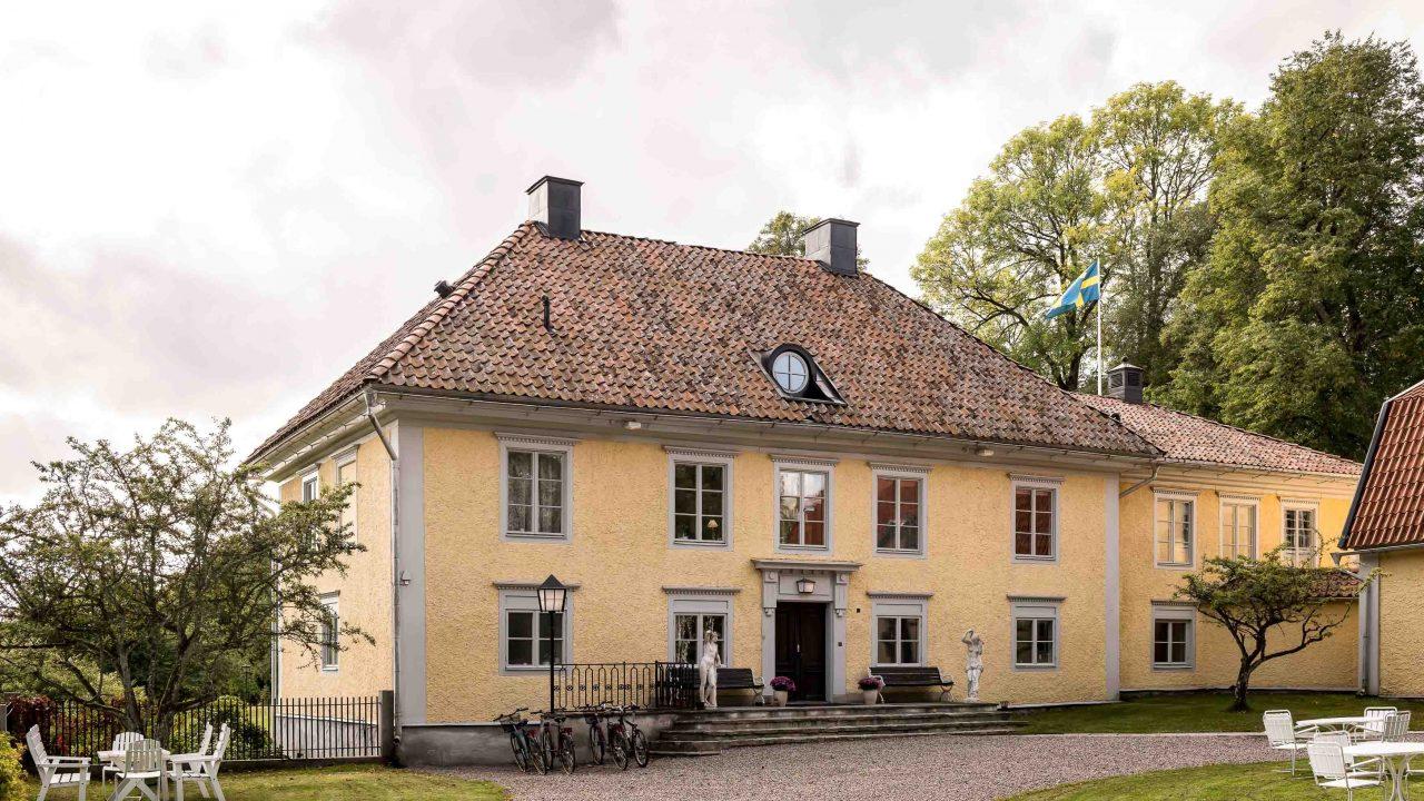 slott och herresäten i Närke