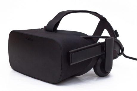 virtual reality headset oculus rift