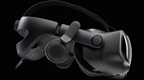 virtual reality headset valve index