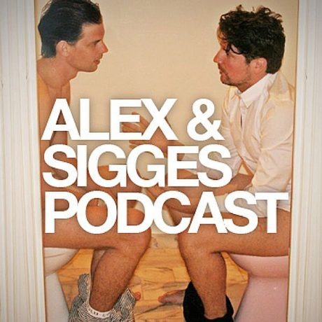 Alex och Sigges podcast