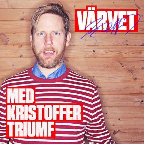 Värvet podcast