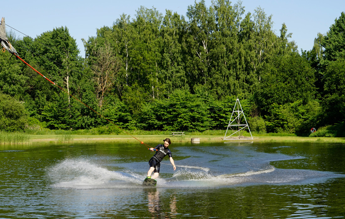 Örebro wakeboardpark