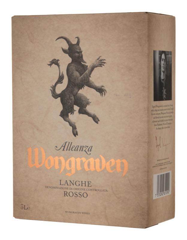 Wongraven vines