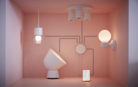 smart belysning från Ikea