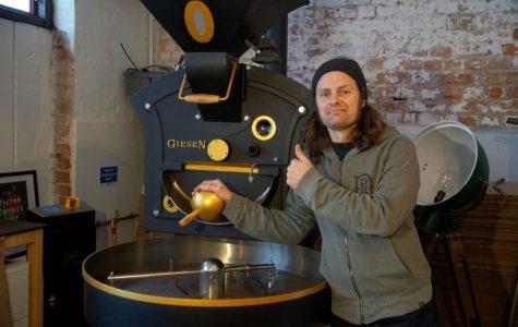 Cozocoffee vid Lindbacka bruk
