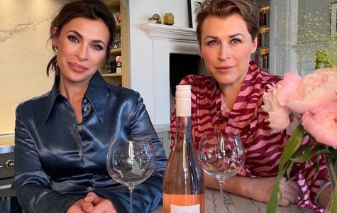 Hannah och Amandas nya vin Golden year