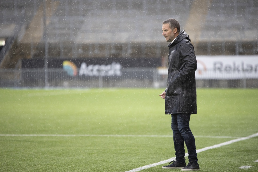 Axel Kjäll om ÖSK:s målvakter