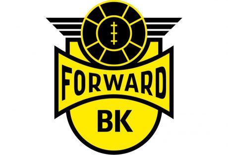 bk forward klubbmärke