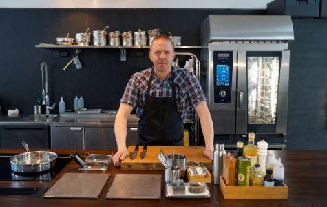 Anders Johnsson i CV-köket