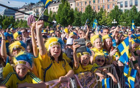 var visas Sveriges matcher i EM