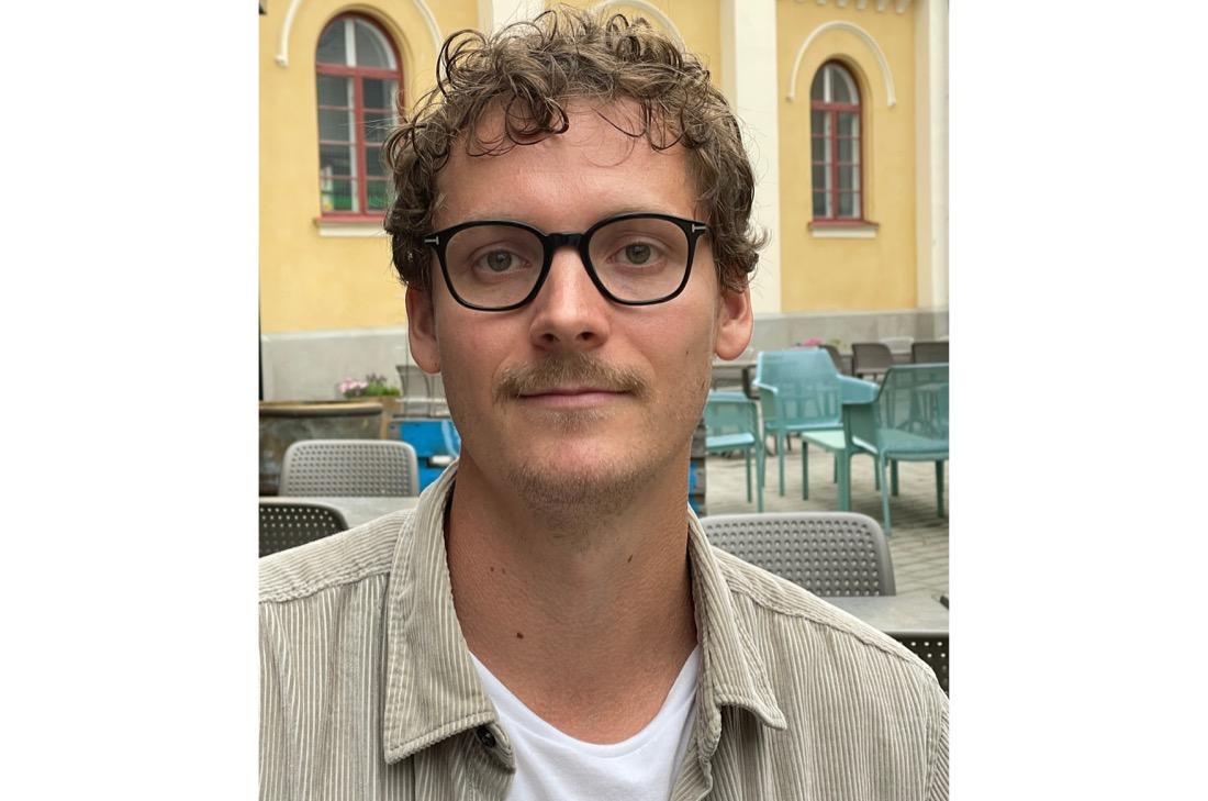 Philip Wangström, sommelier