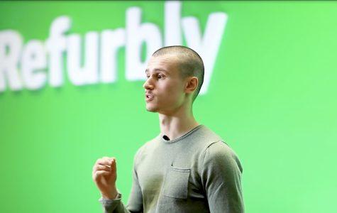 Refurbly och grundaren David Lundgren Fetah